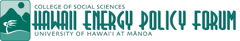 The Hawaii Energy Policy Forum