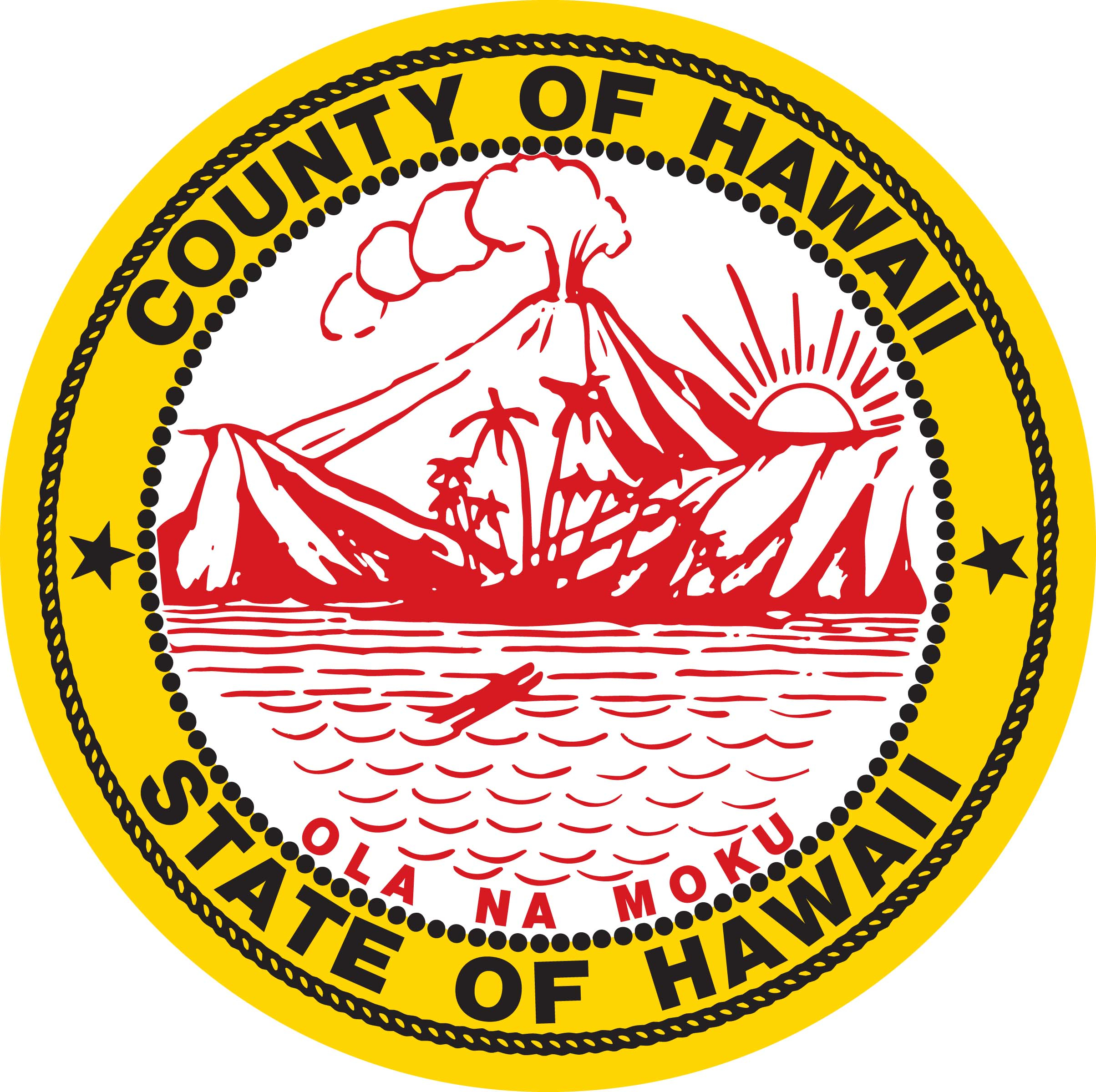 County of Hawai'i