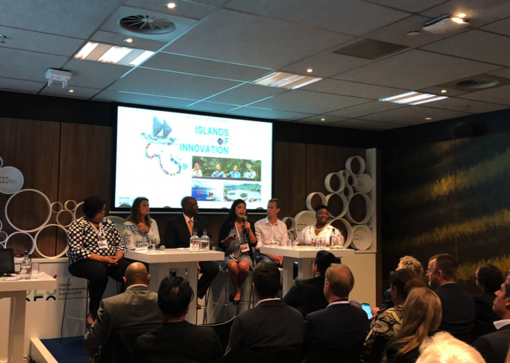 Resilient Islands at the Global Entrepreneurship Summit 2019